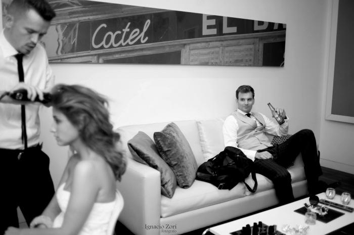 Fotografía de Boda Madrid, Hotel Me Santa Ana