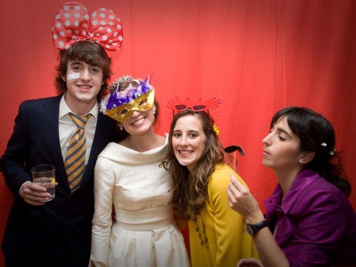 Fotografo de bodas Madrid